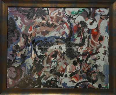 Andrej Bělocvětov - Abstrakce