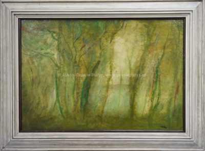 Jaroslav Veris (Zamazal) - Tajuplný les
