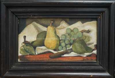 Jan Benda - Ovocné zátiší