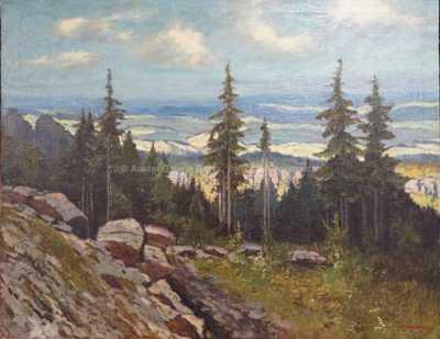 Karel Novák - Daleký obzor