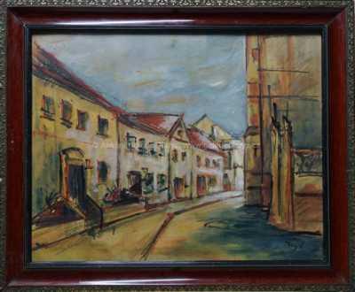 Bedřich  Feigl - Vikářská ulice