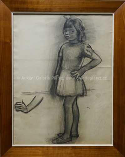 Georges Kars - Děvčátko