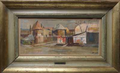 Karel Hodr - Městské zákoutí