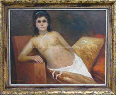 Karel Hodr - Anna Hodrová