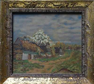 Jan Honsa - Pod rozkvetlým stromem