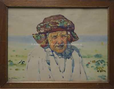 Antoš Frolka - Babička