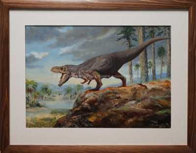 Petr Modlitba - Tyrannosaurus rex