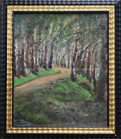 Václav Březina - Cesta lesem