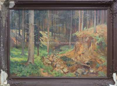 Božena Vohánková - V hlubokém lese