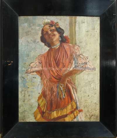 Josef (Joža) Koudelka - Tanečnice