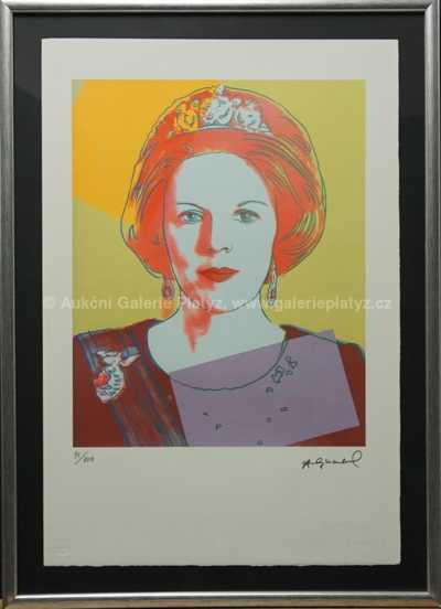 Andy Warhol - Beatrix