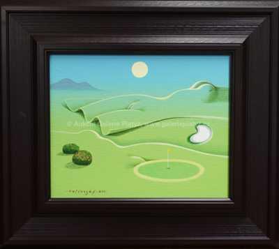 Jaro na golfu