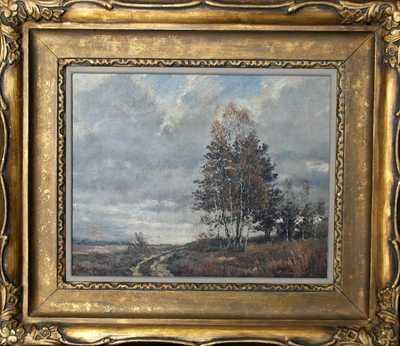 Hubert Bauer - Podzimní cesta