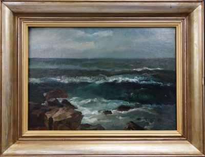 Karel Hofman - Na pobřeží