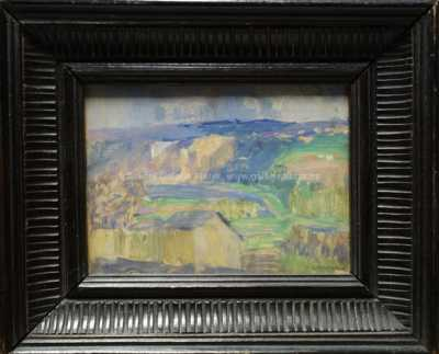 Josef Ullmann - Nad říčním údolím