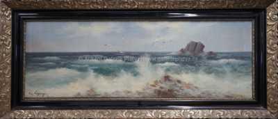Emanuel Hosperger - Zpěněné moře