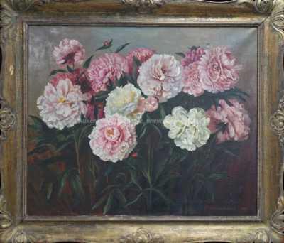 Františka Kafuňková-Kavánková - Rozkvetlá kytice
