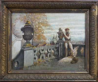 Robert Schlosser - Na terase