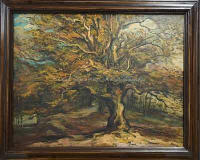 Josef Olexa - Podzimní strom
