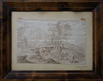 Philipp Hieronymus Brinckmann - U potoka