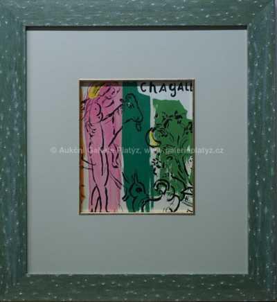 Mark Chagall - Krajina
