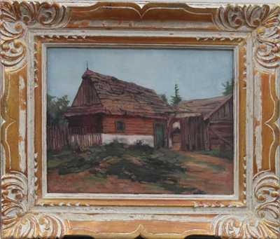 Otakar Moravec - Hájovna