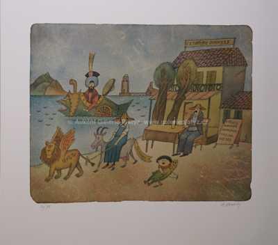 Adolf Born - Podivná setkání na Peloponesu