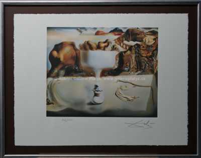 Salvador Dalí - Tvář