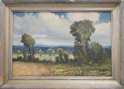 Antonín  Augusta - Krajina