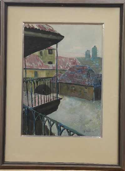 Gustav Macoun - Pražské zákoutí