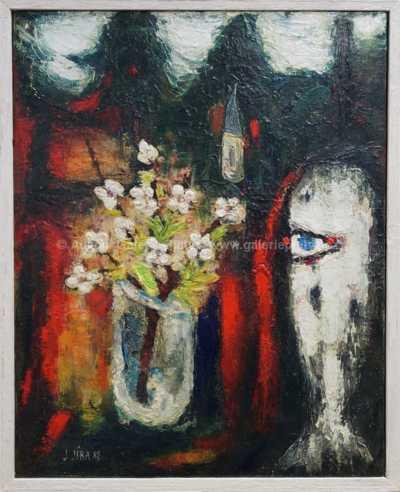 Josef Jíra - Třešňový květ