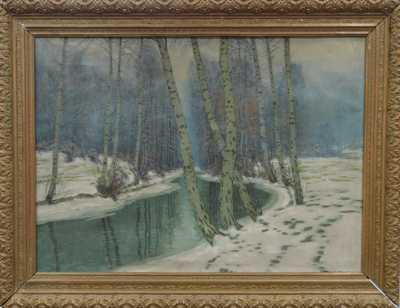 Karel Schadt - Řeka