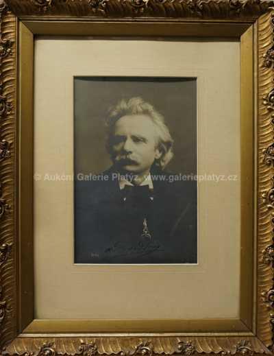 Autor neurčen - Edvard Grieg