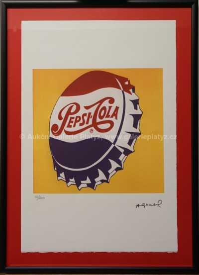 Andy Warhol - Pepsi - Cola