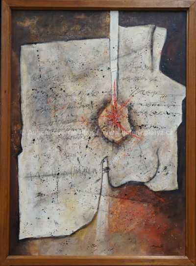 Jan Kanyza - Roztržený dopis
