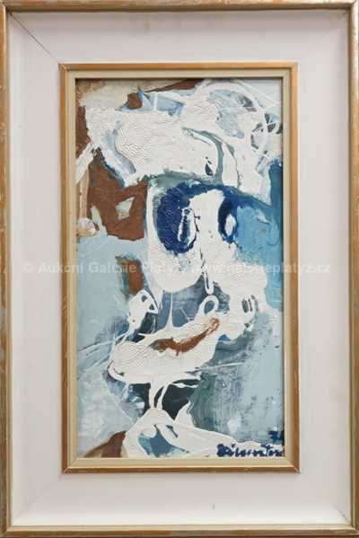 Andrej Bělocvětov - Abstraktní kompozice