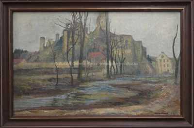 Anna Sequensová - Řeka pod hradem