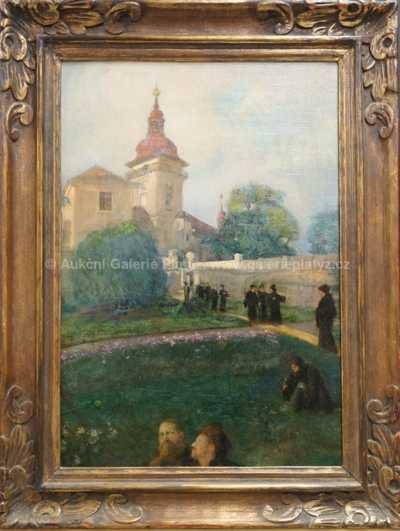 Václav Kejmar - Na sklonku dne