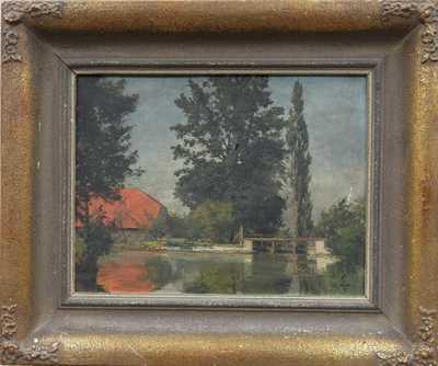 Josef Soukup - U rybníka