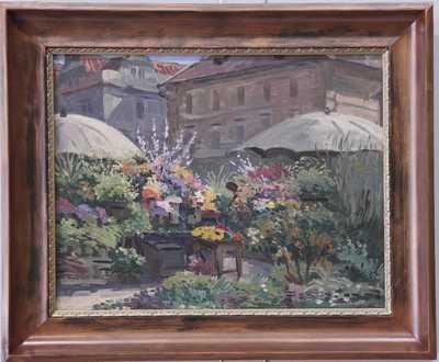 Jaroslav Šimůnek - Květinový trh