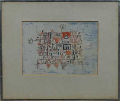 Richard Fremund - Vesnice