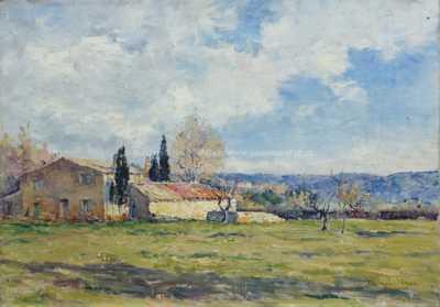 Édouard Ducros - Z Francie