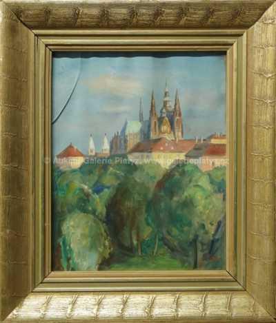 Jindřich Tomec - Pražský hrad