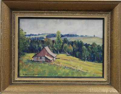 Karel Schauer - Českomoravská vysočina