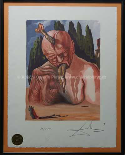 Salvador Dalí - Dante
