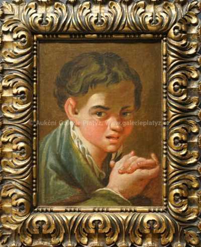 Domenico Maggiotto - přiřazeno - Chlapec