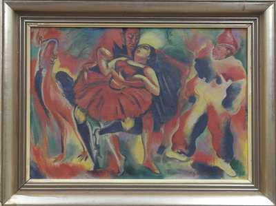 Zdeňka Burghauserová - Tanec
