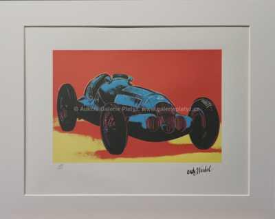 Andy Warhol - Mercedes W