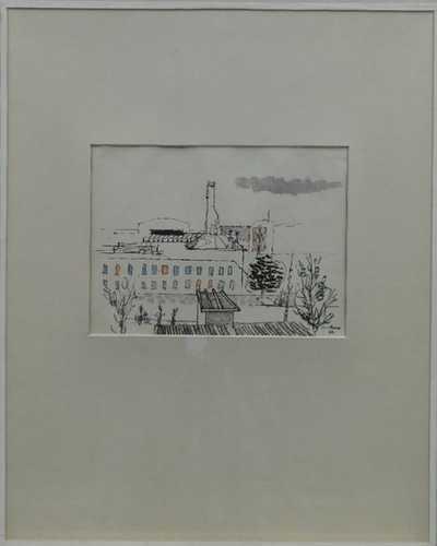 Jan  Smetana - Továrna