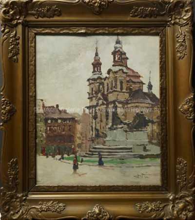 Jiří Heřman - Staroměstské náměstí